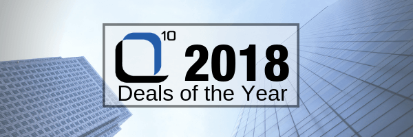 Deals of the Year 2018